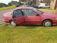 Good rilable car for sale