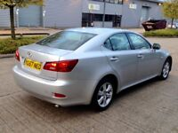 BARGAIN 2007 LEXUS IS DIESEL JUST BEEN SERVICE WITH NEW CLUTCH HPI CLEAR