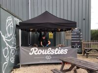 Roulsties Street Food Sandwich Business For Sale