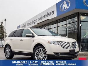 2013 Lincoln MKX BASE | NAVIGATION | SUNROOF | PARK ASSIST | AWD