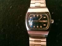 19 jewel vintage sekonda watch