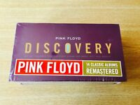 PINK FLOYD DISCOVERY 16 CD + Booklet Box Set - Original recording remastered - NEW SEALED