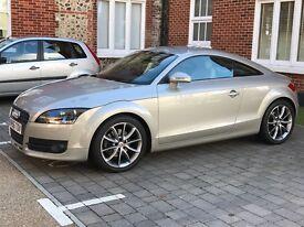 Audi TT 2.0T FSi S Tronic