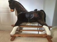 Mama's and Papa's Rocking Horse