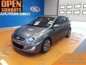 2017 Hyundai Accent SUNROOF! HATCH!! FINANCE NOW!