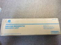 Konica Minolta IU610M Imaging Unit Magenta For Bizhubs C451; C550; C650