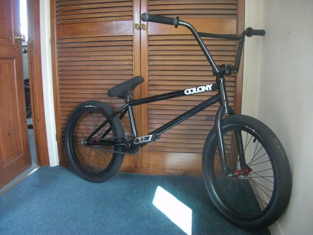 Bmx Bike In Midsomer Norton Somerset Gumtree