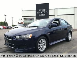2013 Mitsubishi Lancer SE | NO ACCIDENTS | BLUETOOTH