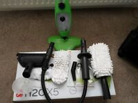 h20x5 steam cleaner