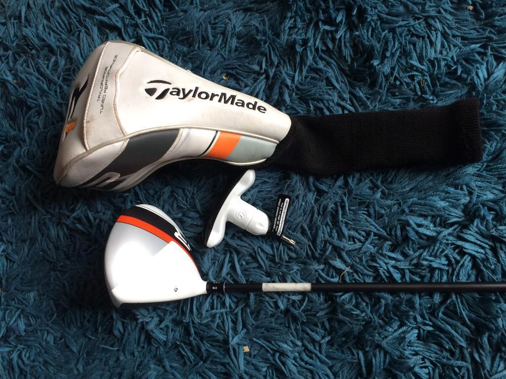 Taylormade R1 driver S flex great condition hardly used