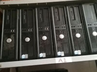 JOBLOT of X 22 Dell Optiplex 755 Desktops
