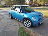 2004 MINI MINI 1.6 Cooper S 3dr Hatchback *SAT NAV*Panoramic Roof