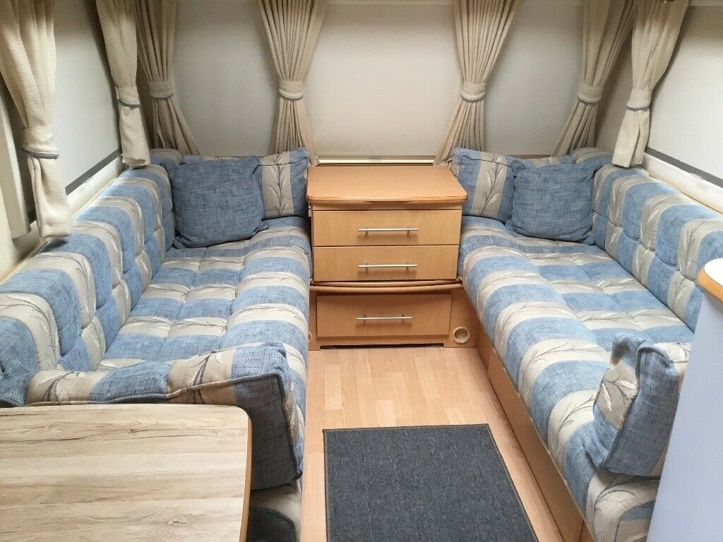 2007 Bailey Pageant, Monarch, 2 Berth,Air Porch Awning,No ...