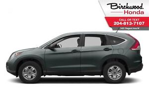 2013 Honda CR-V LX ** SPRING CLEARANCE PRICING ON ALL PRE-OWNED