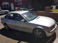 BMW 3 Series (Low Mileage/Lady Owner) Make an OFFER