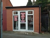 SHOP TO LET £56 A WEEK ONLY/ COMMERCIAL PROPERTY