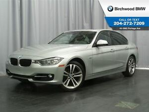 2013 BMW 3 Series 328i xDrive Nav Sport Executive Premium Pack!