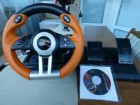 Ps3 steering wheel