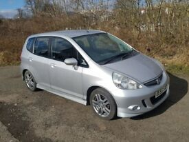 Honda Jazz Sport 1.4 16v **MOT NOVEMBER**Very clean little car**Cheap to run**Well worth a look!