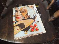 Camera Magazine – Vintage Magazine – x12 = £15
