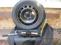 Spare wheel for Mini