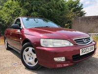 Honda Accord VTEC S Automatic Years Mot Only 60k Miles Service History Great Condition Cheap Big Car