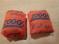 Zoggs arm bands