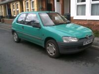PEUGEOT 106 XN INDEPENDENCE 12 MONTHS MOT £675.00 ONO