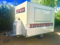 AJC Catering trailer / burger van. Very good condition