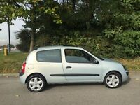 Renault Clio 1.2 dynamique 03 reg power steering mot August 2017 timing belt replaced 48+ mpg
