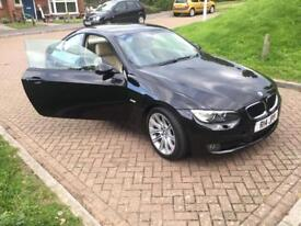 BMW 3 series coupe 320D only 75000 miles
