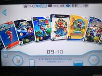 USB Disk with 150 Games for Nintendo Wii