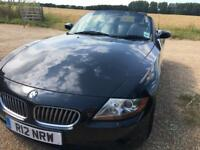 BMW Z4 3.0 Manual 12 months MOT just serviced
