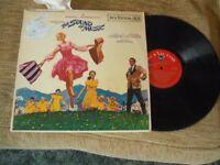 Vinyl Original 1965 Record Album Of The Sound Of Misic