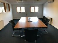 Office 1 mile from A21 to Rent near Goudhurst, Cranbrook, Kent (320 sq ft )