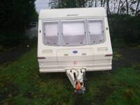 4 berth Bailey pageant 1998 with awning and extras