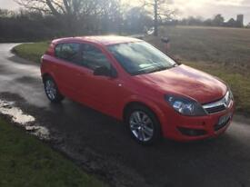 Vauxhall Astra SXI 1.6 petrol 2009 (59)