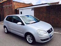 2007 VW POLO 1.4 3DR SERVICE HISTORY NEW MOT 1 OWNER