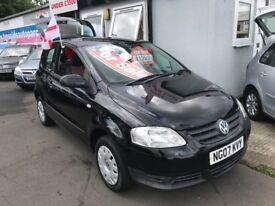 \\\\ 07 VOLKSWAGEN FOX 1.2 ,, IMMACULATE CONDITION ,, ONLY £1999 \\\\