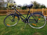 Vintage Triumph Bermuda Bicycle (1978) - great working condition