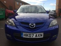 MAZDA 3 TAMURA 1.6LIT WITH 87K IN PERFECT CONDITION