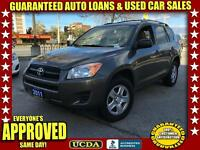 2011 Toyota RAV4 | 4WD | FINANCING AVAILABLE