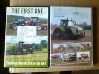 Farming/Tractor DVDs