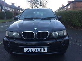 LPG BMW X5 AUTOMATIC. 9 MONTH MOT