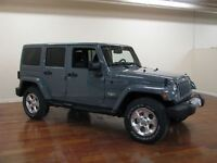 2015 Jeep WRANGLER UNLIMITED Sahara UNLIMITED 4X4 LOCATION 1A12M