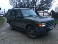Land Rover Discovery *7 seater