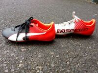 Junior Football Boots Size 13