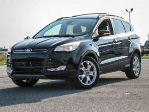 2013 Ford Escape SEL FWD|SYNC|HEATED LEATHER SEATS