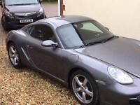 Porsche Cayman 2008,2.7 23000 miles fpsh.garaged.