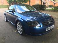 Audi TT 1.8t Quattro (180 bhp) 2005 **P/X WELCOME**